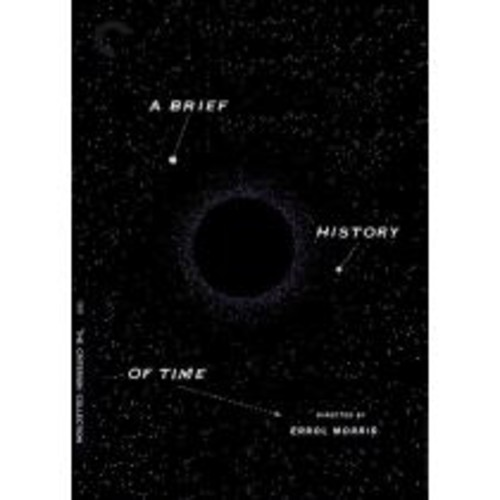 A Brief History of Time [Criterion Collection] [DVD] [1992]
