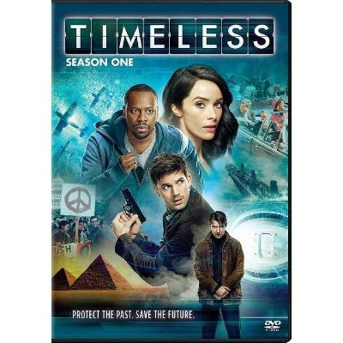Timeless: Season One [DVD]
