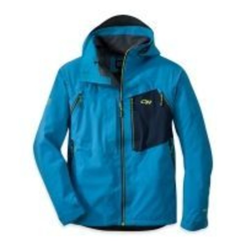 Outdoor Research White Room Jacket - Men's-Hydro/Night-Small shed8869-SHED w/ Free Shipping