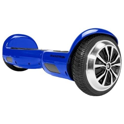 Swagtron Hoverboard T1 - Blue