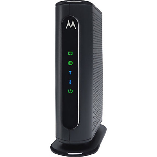 Motorola 16x4 Cable Modem, Model MB7420, 686 Mbps DOCSIS 3.0, Certified by Comcast XFINITY, Time Warner Cable, Cox, BrightHouse, and Others
