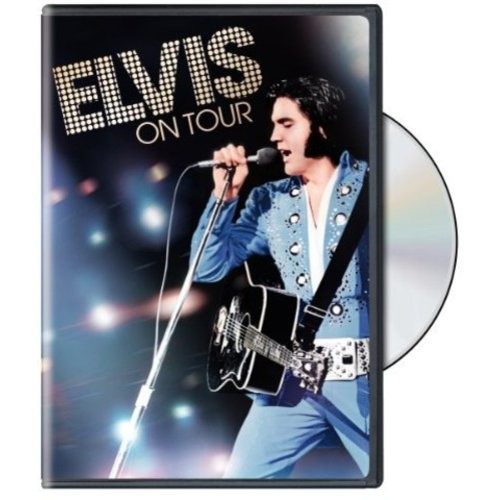 Elvis on Tour [DVD] [1972]
