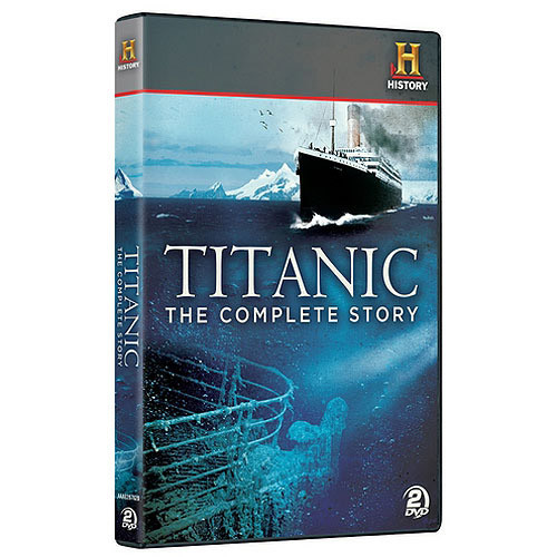 Titanic: The Complete Story [2 Discs] [DVD]