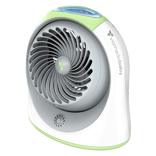 Vornado Baby Breesi LS Nursery Air Circulator with Light + Sound Machine