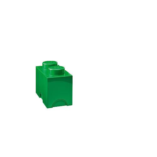 LEGO Storage Brick 2 - Green