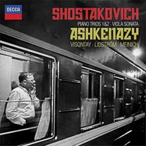 Piano Trios Nos 1 & 2 Shostakovich / Ashkenazy