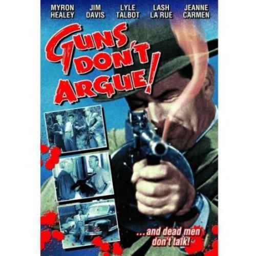 Guns Don't Argue [DVD] [1957]