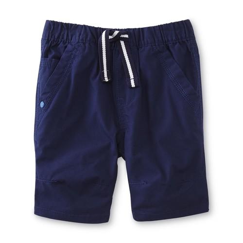 Infant & Toddler Boy's Poplin Shorts [Age : Infant]