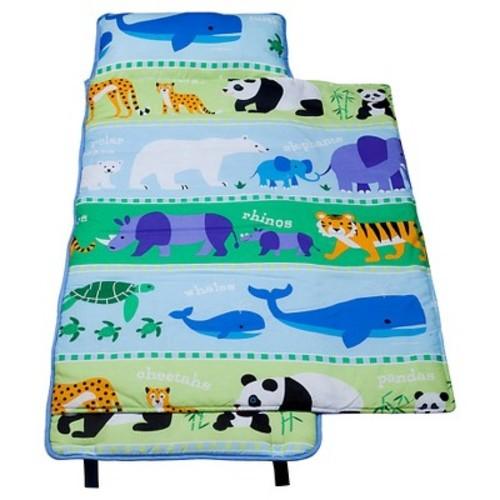 Wildkin Endangered Animal Nap Mat