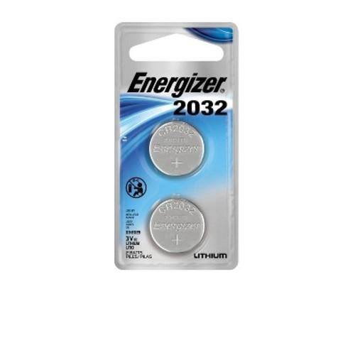 Energizer Coin Lithium 2032 Batteries 2 Count (2032BP-2N)