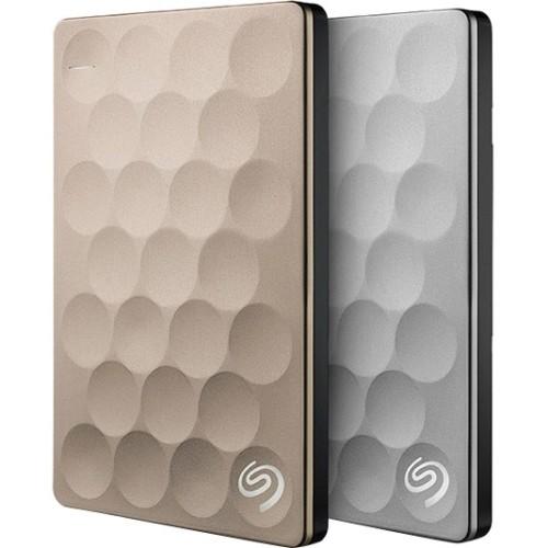 Seagate Backup Plus Ultra Slim STEH1000100 1 TB External Hard Drive