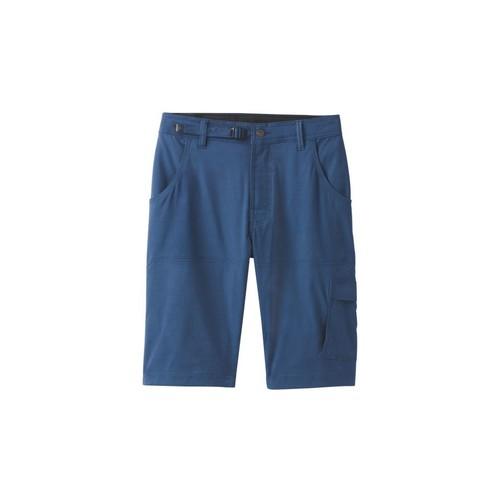 Prana Stretch Zion Short, 12in Inseam, Equinox Blue - Men's w/ Free Shipping [Waist Size : 28 in]