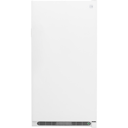 21742 17.3 cu. ft. Upright Freezer - White