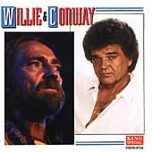 Willie & Conway [CD]