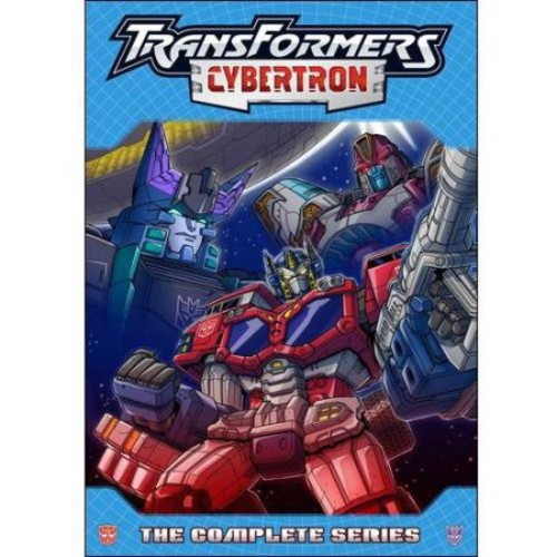 Transformers Cybertron: The Ultimate Collection (DVD)