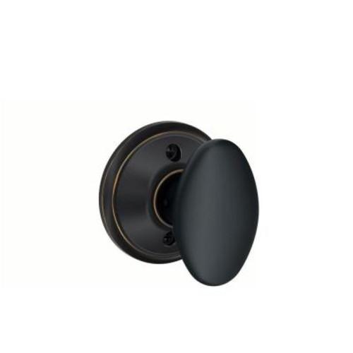 Schlage F51SIE716 Aged Bronze F-Series F-Series Sienna Single Cylinder