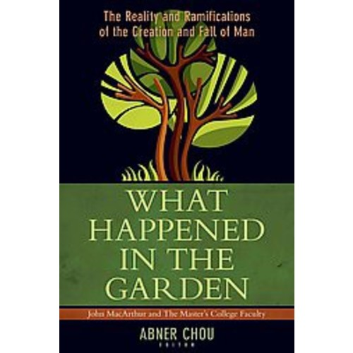 What Happened in the Garden (Paperback)