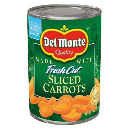 Del Monte Fresh Cut Sliced Carrots - 14.5 oz