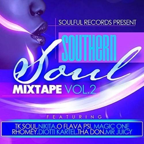 Various - Southern Soul Mixtape:Vol 2 (CD)