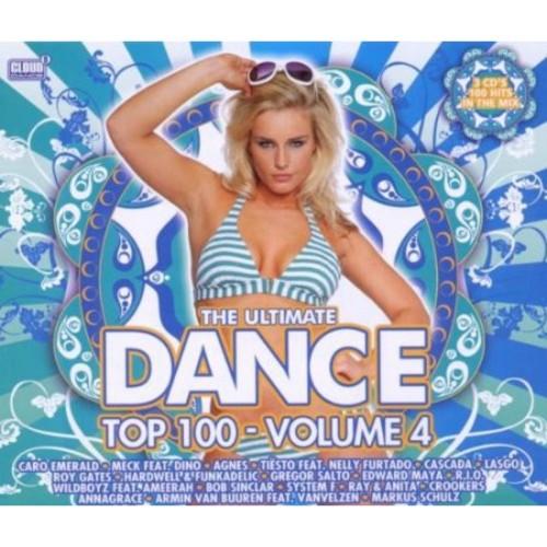 Ultimate Dance Top 100, Vol. 4 [CD]
