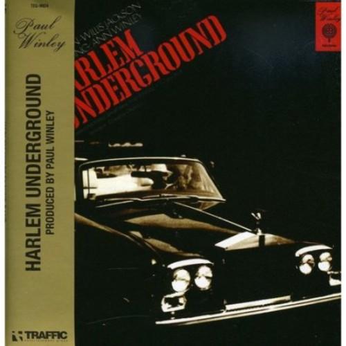 Harlem Underground Band [CD]