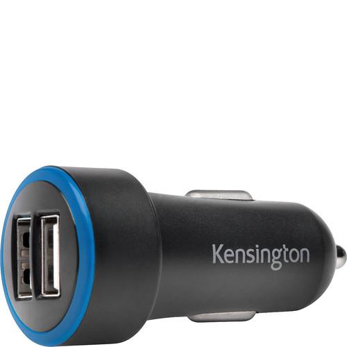 Kensington PowerBolt 5.2Amp Dual USB Tablet & Smartphone Car Charger