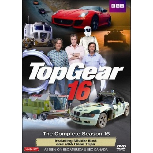 Top Gear: The Complete Season 16 [3 Discs] [DVD]