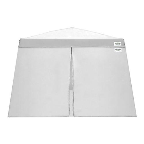 Caravan Sports 10-Foot V Series Canopy Sidewalls in White (Set of 4)
