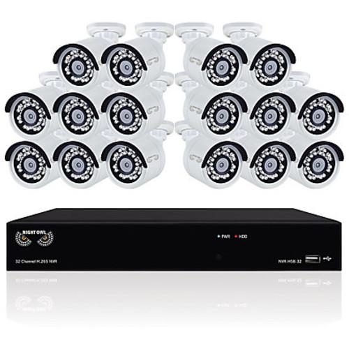 Night Owl Optics B-4MH5-32163 Video Surveillance System