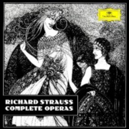 Richard Strauss: Complete Operas [Limited Edition] [CD]