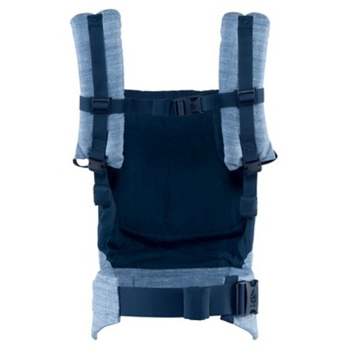 Ergobaby Original Ergonomic Multi-Position Vintage Baby Carrier - Blue