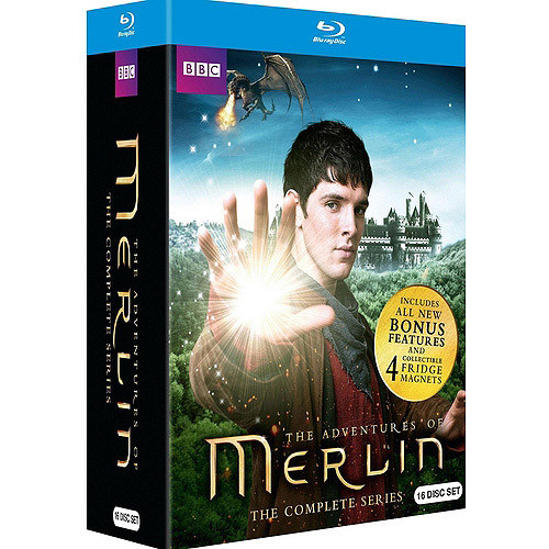 The Adventures Of Merlin: The Complete Series Gift Set (Blu-ray)