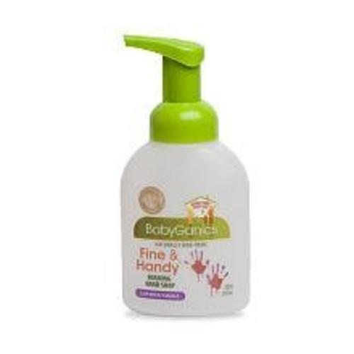 Babyganics Foaming Hand Soap, Fragrance Free, 8.45 oz [UNSC]