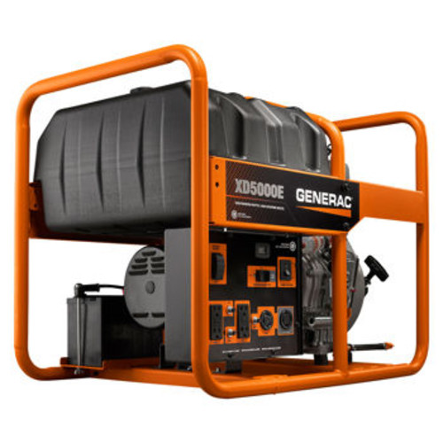 Generac 5000W Diesel Generator with Electric Start