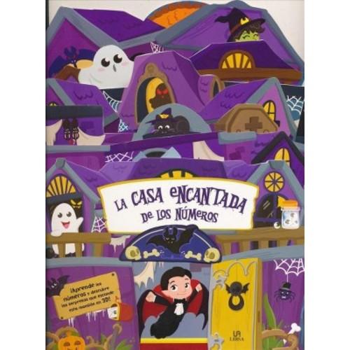 La casa encantada de los nmeros / The Haunted Number House (Hardcover)
