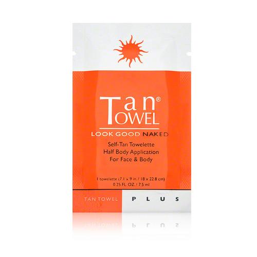 Self-Tan Towelette - Half Body - Plus (10 piece)