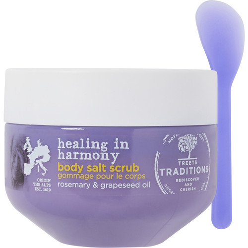 Healing in Harmony Body Salt Scrub
