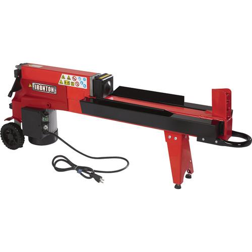 Ironton Horizontal Electric Log Splitter  5-Ton