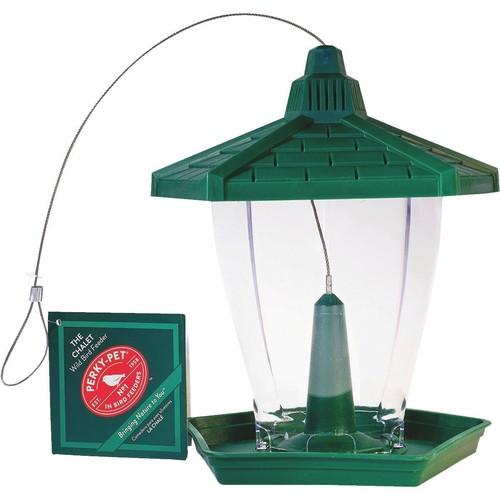 Perky-Pet Plastic Chalet Bird Feeder - HF950