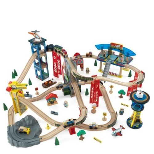 KidKraft Super Highway Train Set Only