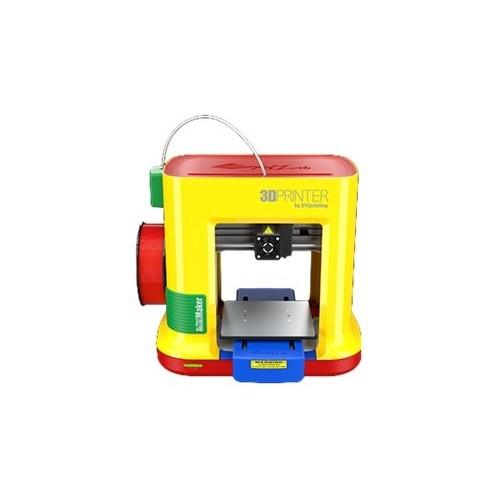 XYZprinting - da Vinci MiniMaker 3D Printer - Blue/Red/Yellow