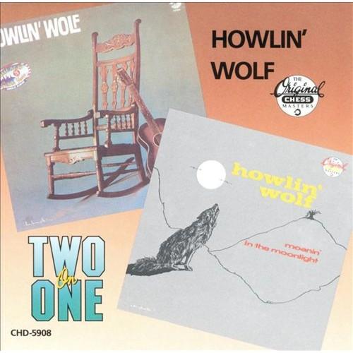 Moanin' in the Moonlight/Howlin' Wolf [LP] - VINYL
