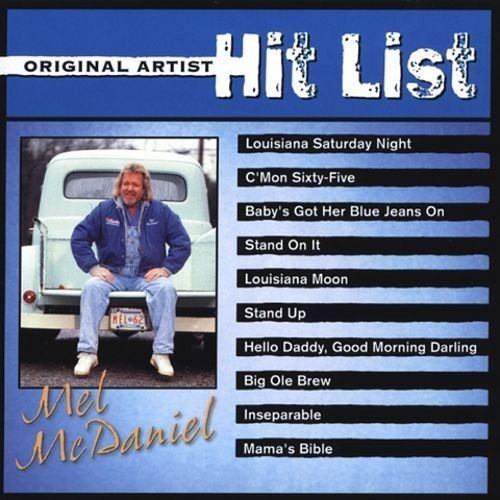 Original Artist Hit List [CD]