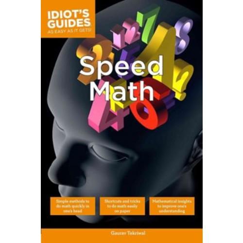 Alpha Books Speed Math