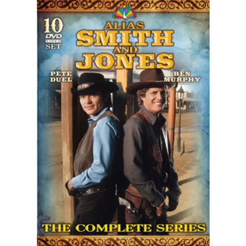 Alias Smith and Jones: The Complete Series (DVD)