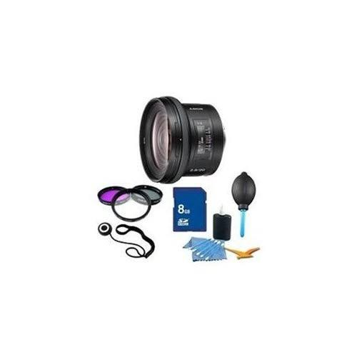 Sony - Bundle SAL20F28 - 20mm F2.8 Wide-Angle Lens