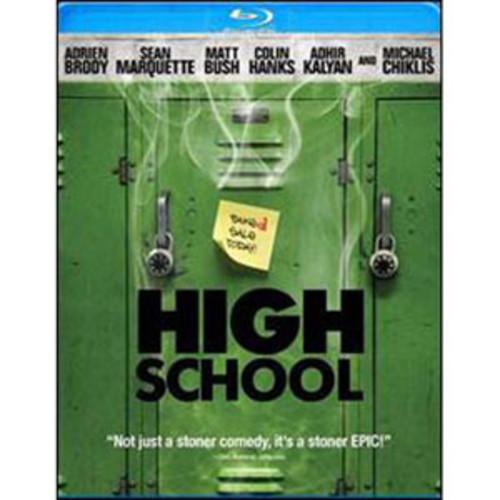 HIGH School [Blu-ray] COLOR/WSE DTHD