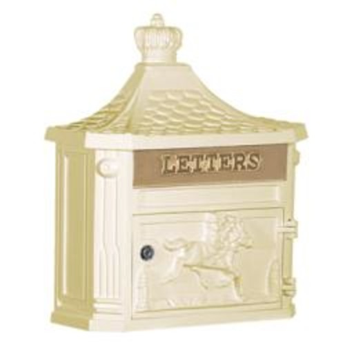 Salsbury Victorian Wall-mounted Mailbox
