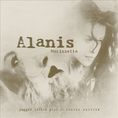 Jagged Little Pill [20th Anniversary Deluxe Edition] [CD]