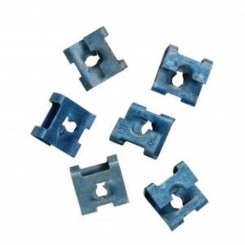First America Replacement Plastic Wall Sleeve Clip (20-Pack)